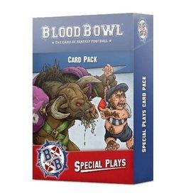 Games Workshop Blood Bowl: Special Plays Cards