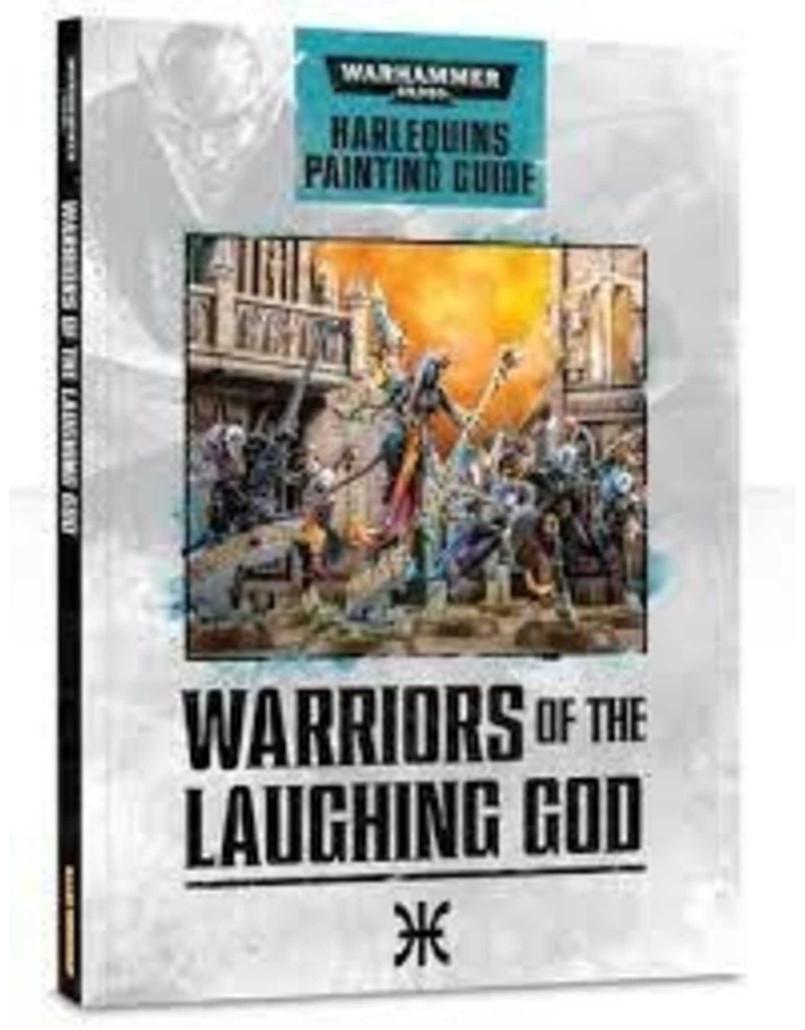 Games Workshop Warriors of the Laughing God P