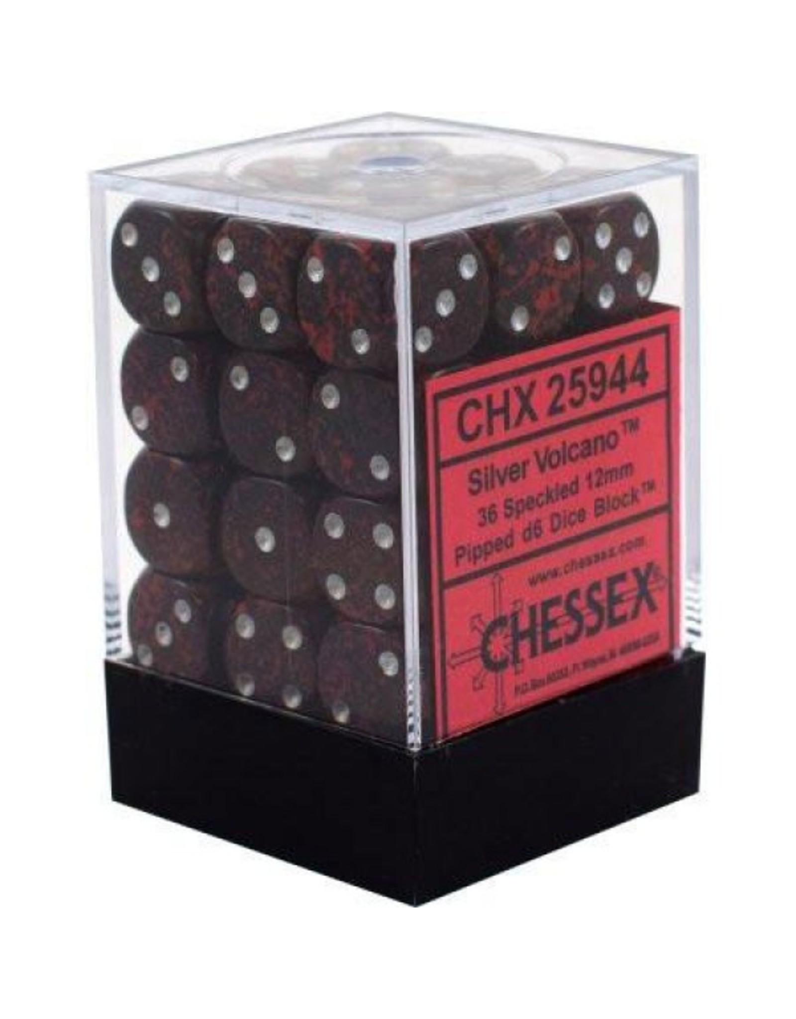 """Chessex Chessex """"Speckled"""" Dice Sets"""