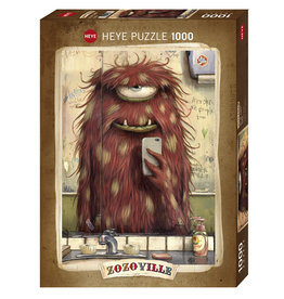 "Heye ""Selfie"" 1000 Piece Puzzle"