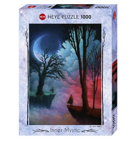 """Heye """"Worlds Apart"""" 1000 Piece Puzzle"""
