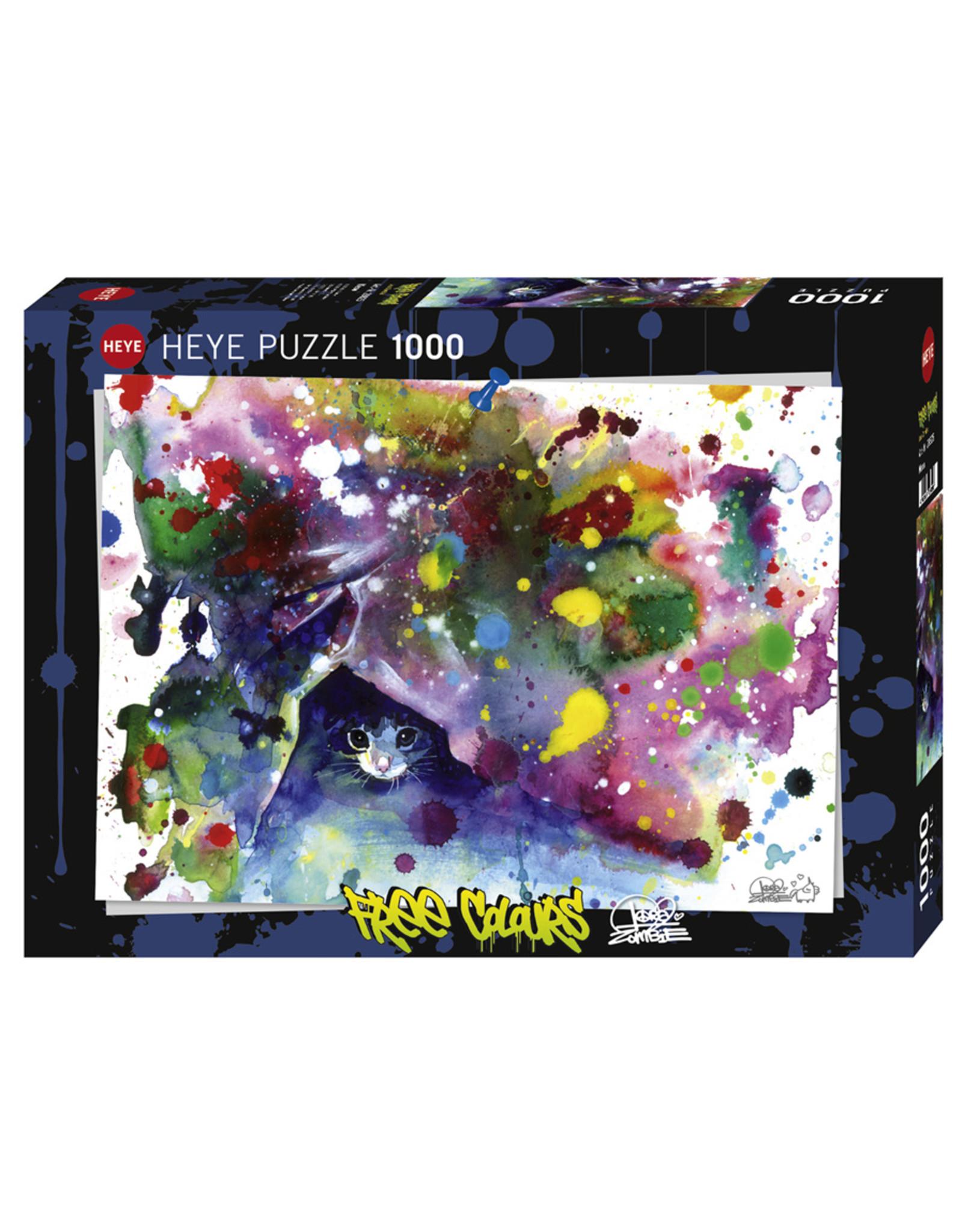 """Heye """"Meow"""" 1000 Piece Puzzle"""