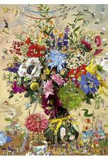 "Heye ""Flower Life"" 1000 Piece Puzzle"