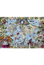 "Heye ""Quirky World"" 2000 Piece Puzzle"