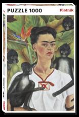 "Piatnik ""Self Portrait With Monkeys"" 1000 Piece Puzzle"