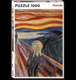 "Piatnik ""The Scream"" 1000 Piece Puzzle"