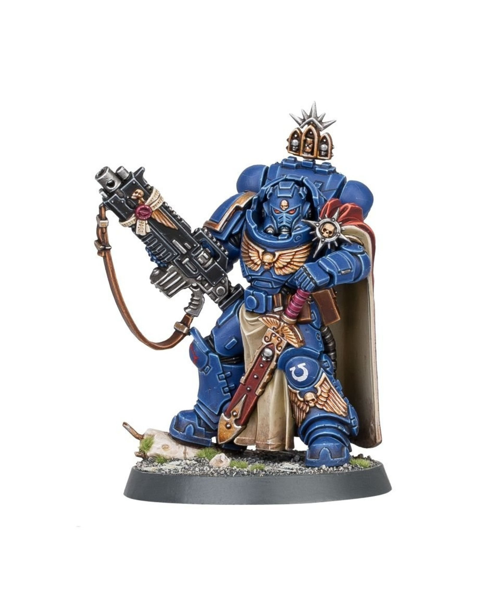 Games Workshop Space Marines: Primaris Captain w/ Master Crafted Heavy Bolt Rifle