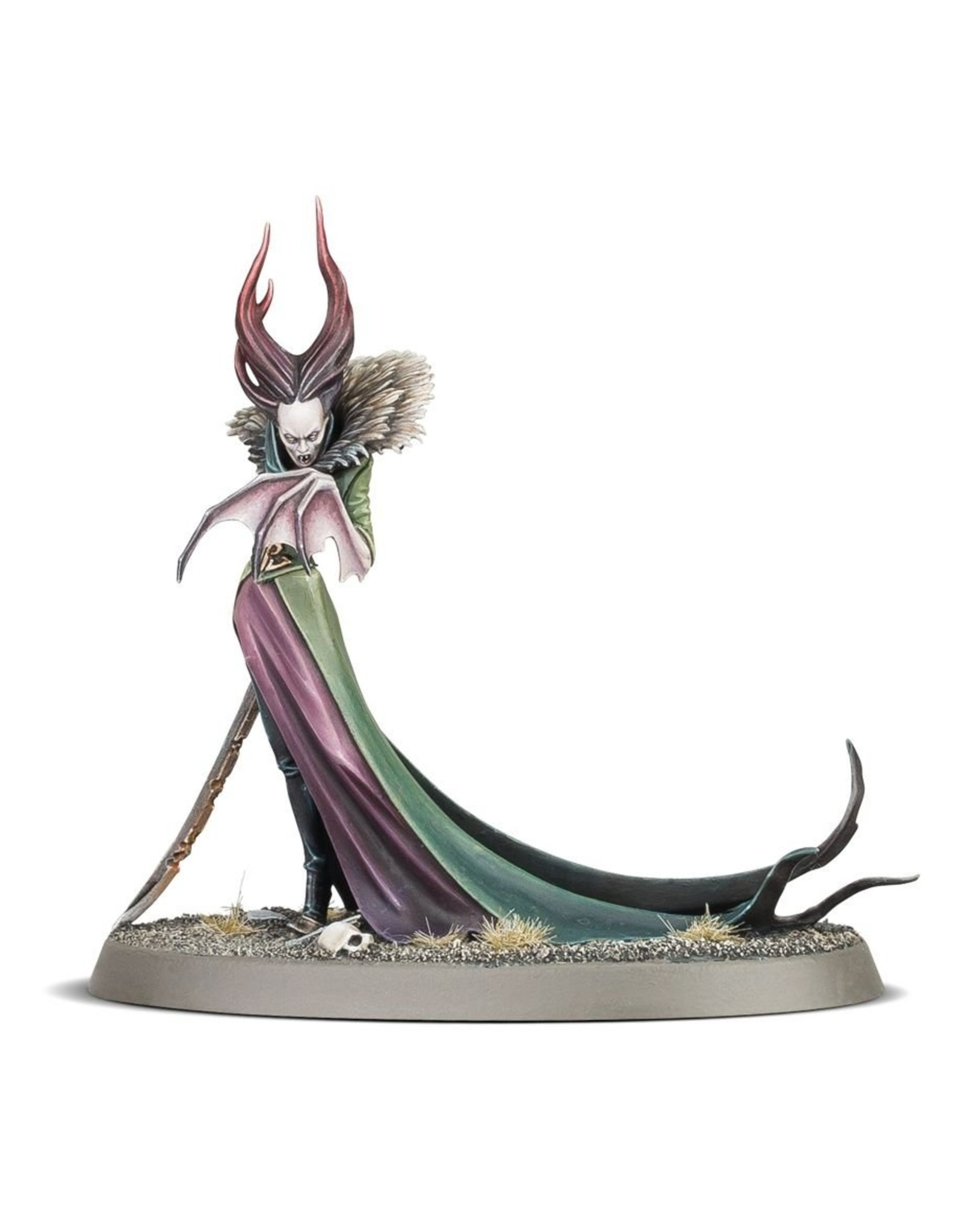 Games Workshop Soulblight Gravelords: Lady Annika the Thirsting Blade