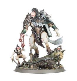 Games Workshop Soulblight Gravelords: Radikar the Beast