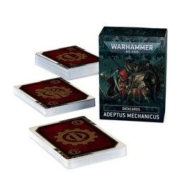 Games Workshop Adeptus Mechanicus: Data Cards 9th Edition