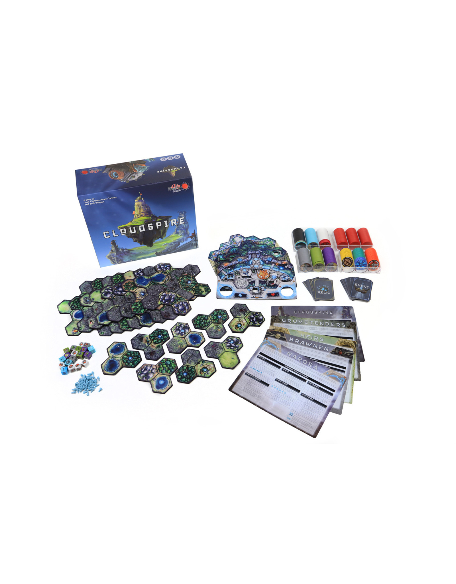 Chip Theory Games Cloudspire