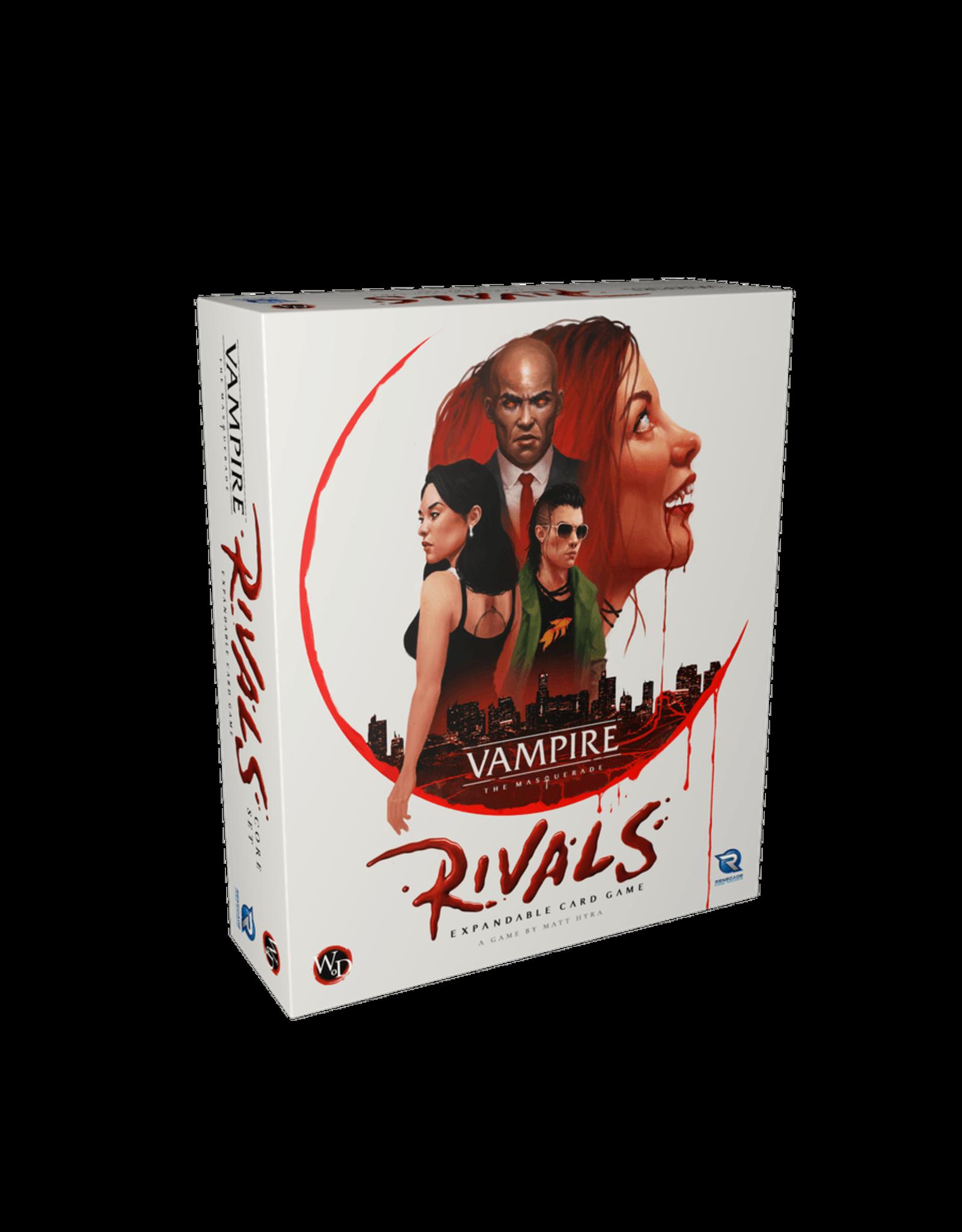 Renegade Game Studios Vampire the Masquerade Rivals: Core Game