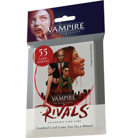 Renegade Game Studios Vampire the Masquerade Rivals: Card Sleeves