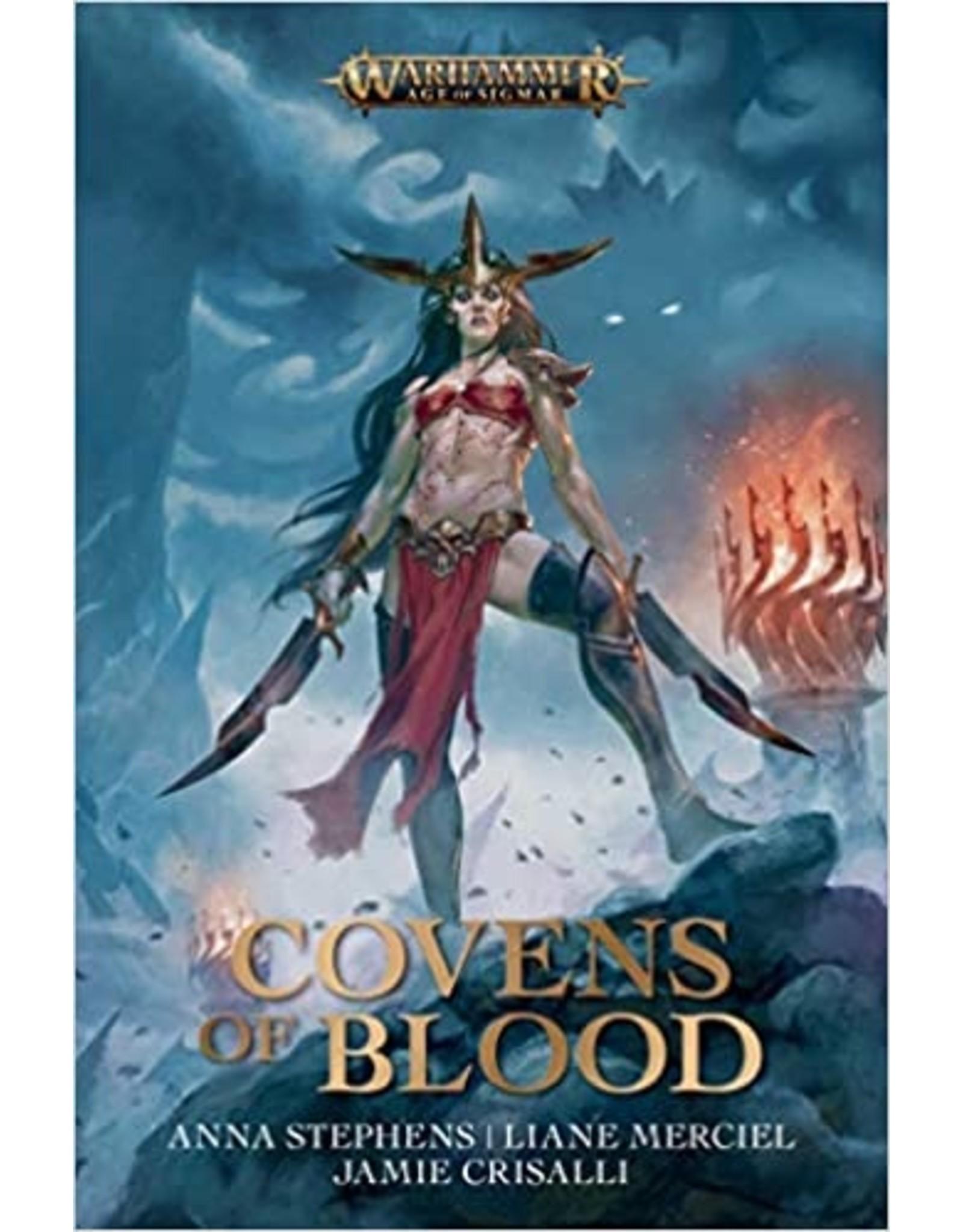 Games Workshop Covens of Blood (HB)