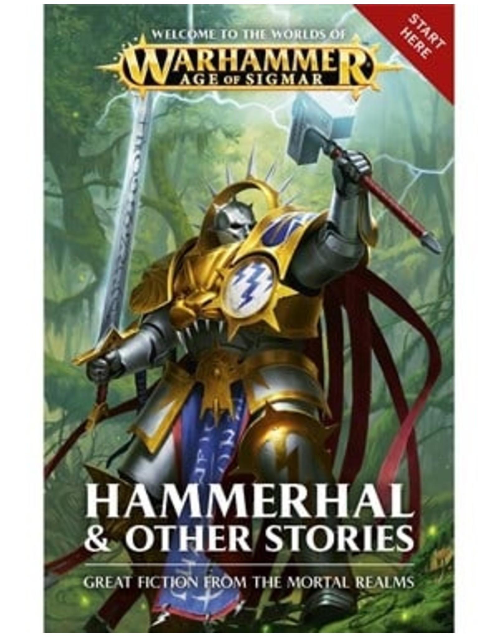 Games Workshop Hammerhal & Other Stories