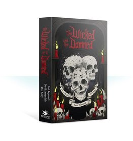 Games Workshop The Wicked and the Damned (pb)