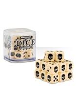 Games Workshop Dice Cube 2(Bone)