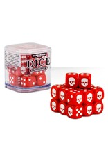 Games Workshop Dice Cube 1(Red)