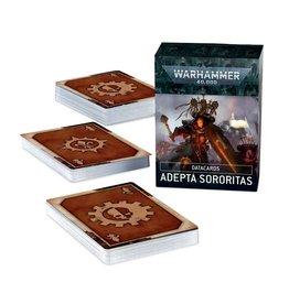 Games Workshop Datacards: Adeptus Sororitas 9th Ed.