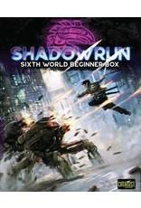 Catalyst Game Labs Shadowrun 6E: Beginner Box