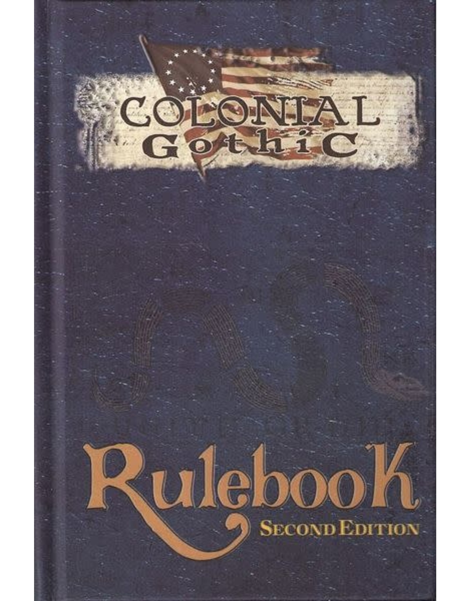 Rogue Games Colonial Gothic 2E: Rulebook