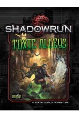 Catalyst Game Labs SALE Shadowrun 5E: Toxic Alleys