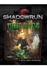 Catalyst Game Labs Shadowrun 5E: Toxic Alleys