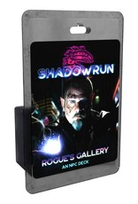 Catalyst Game Labs Shadowrun 6E: Rogues' Gallery - An NPC Deck