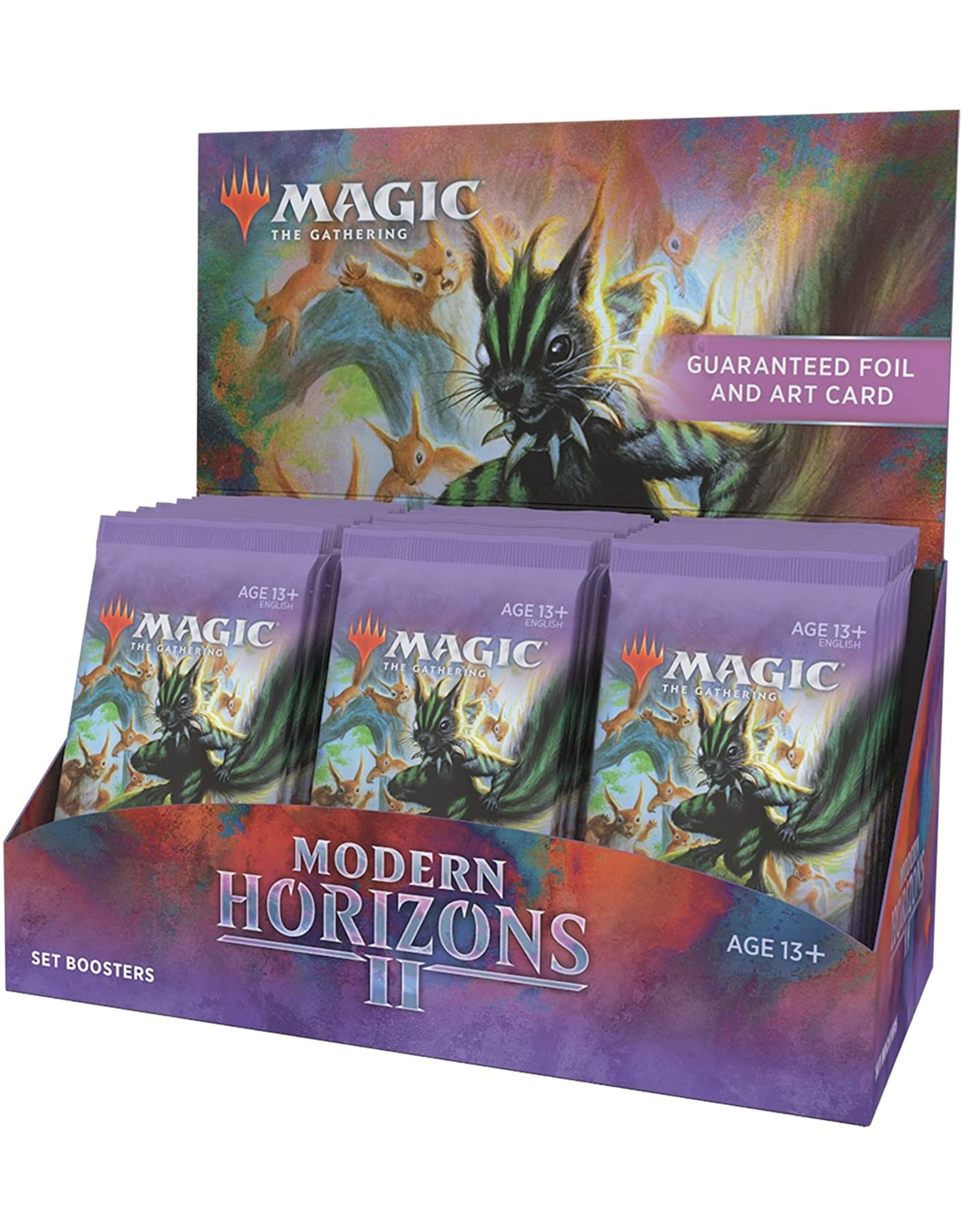 Wizards of the Coast MTG: Modern Horizons 2 SET Booster Box