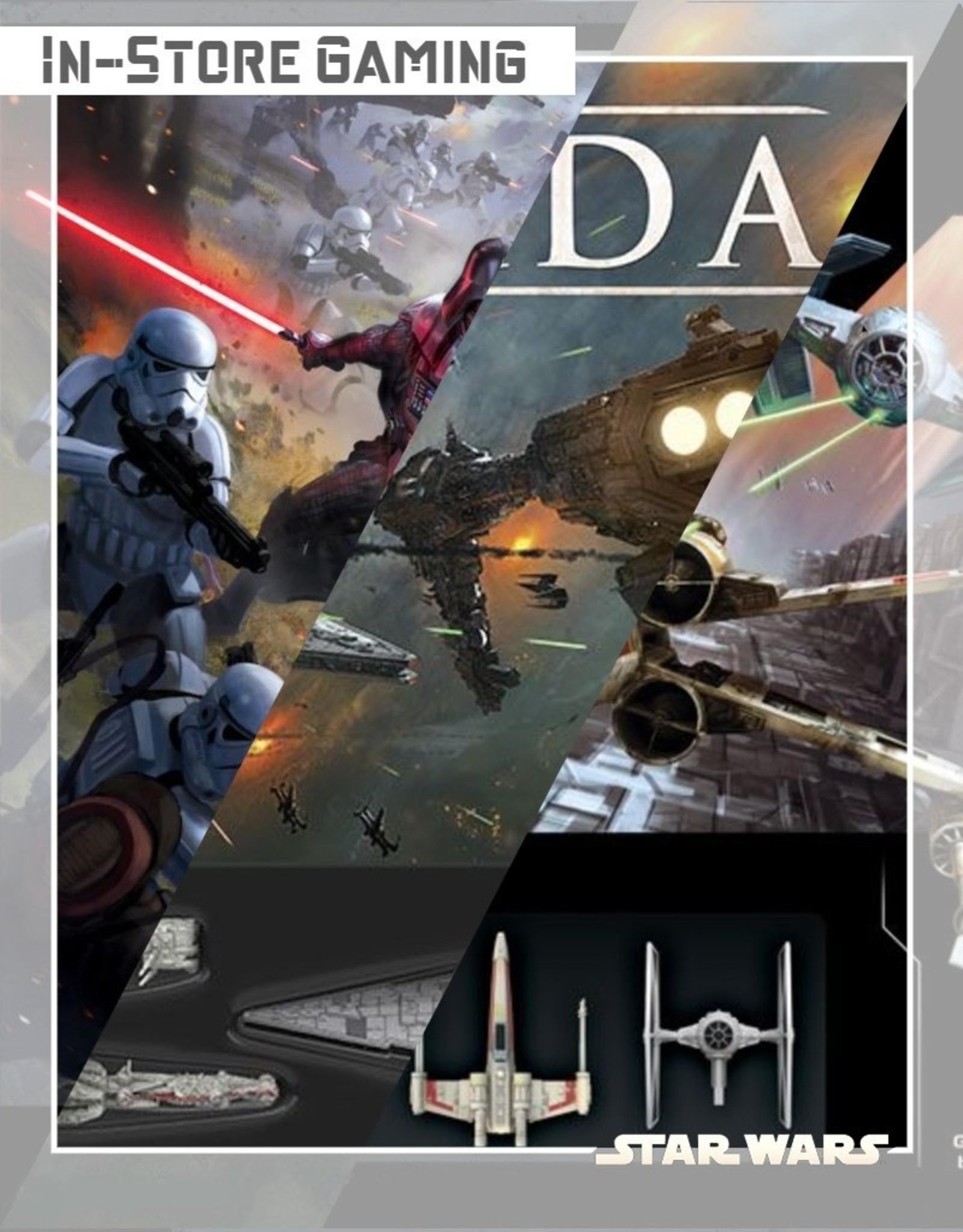 Fantasy Flight Games In-Store Gaming: Star Wars Open Play