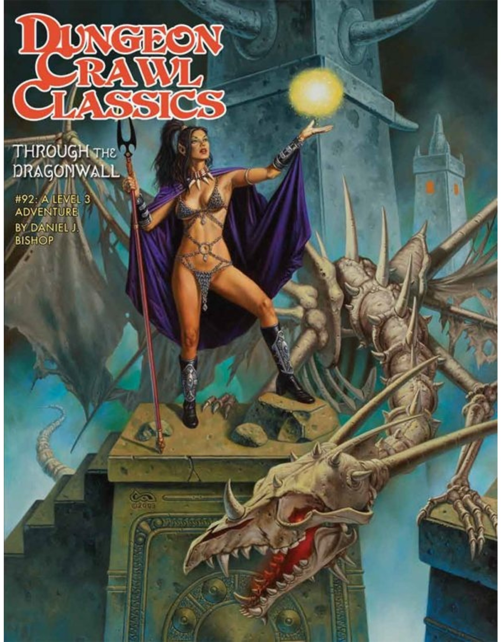 Goodman Games DCC: Through the Dragonwall (#92)