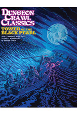 Goodman Games DCC: Tower of the Black Pearl (2018 Convention Module)