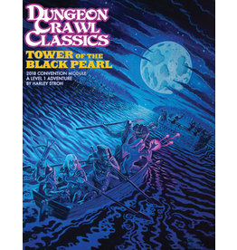 Goodman Games DCC: Tower of the Black Pearl