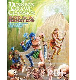 Goodman Games DCC: Blood of the Serpent King