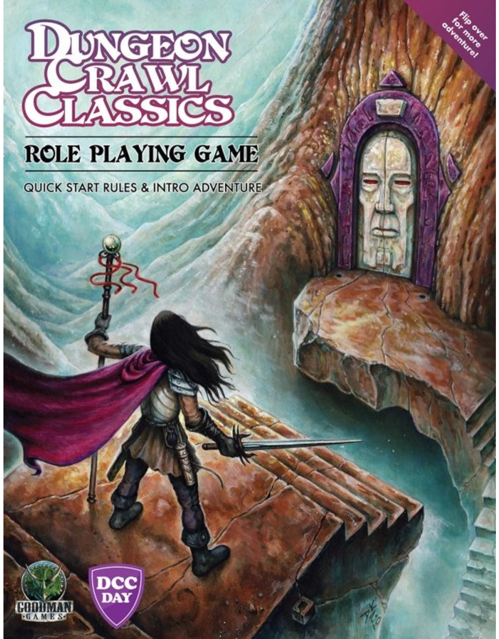 Goodman Games DCC: Quick Start Rules & Two Adventures