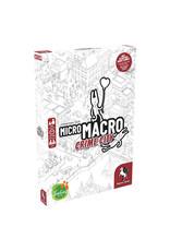 Pegasus Spiele MicroMacro: Crime City