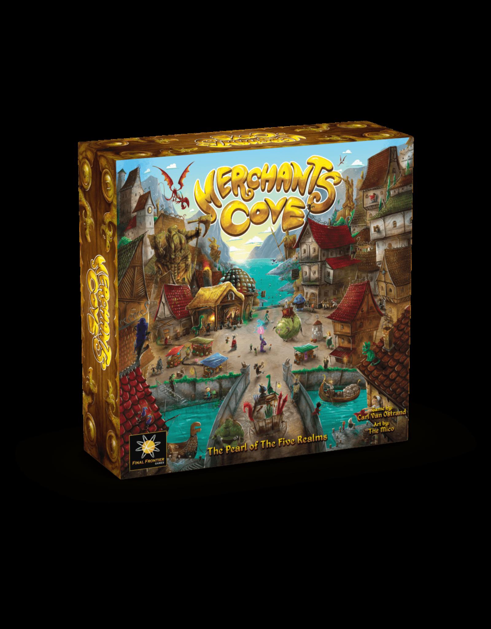 Final Frontier Games Merchants Cove
