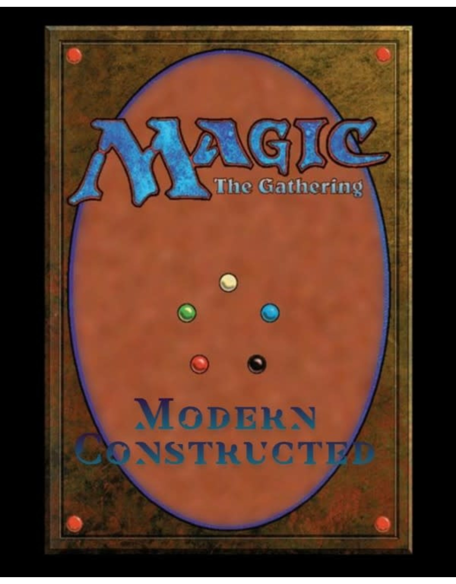 Wizards of the Coast In-Store Gaming: MtG Modern Constructed