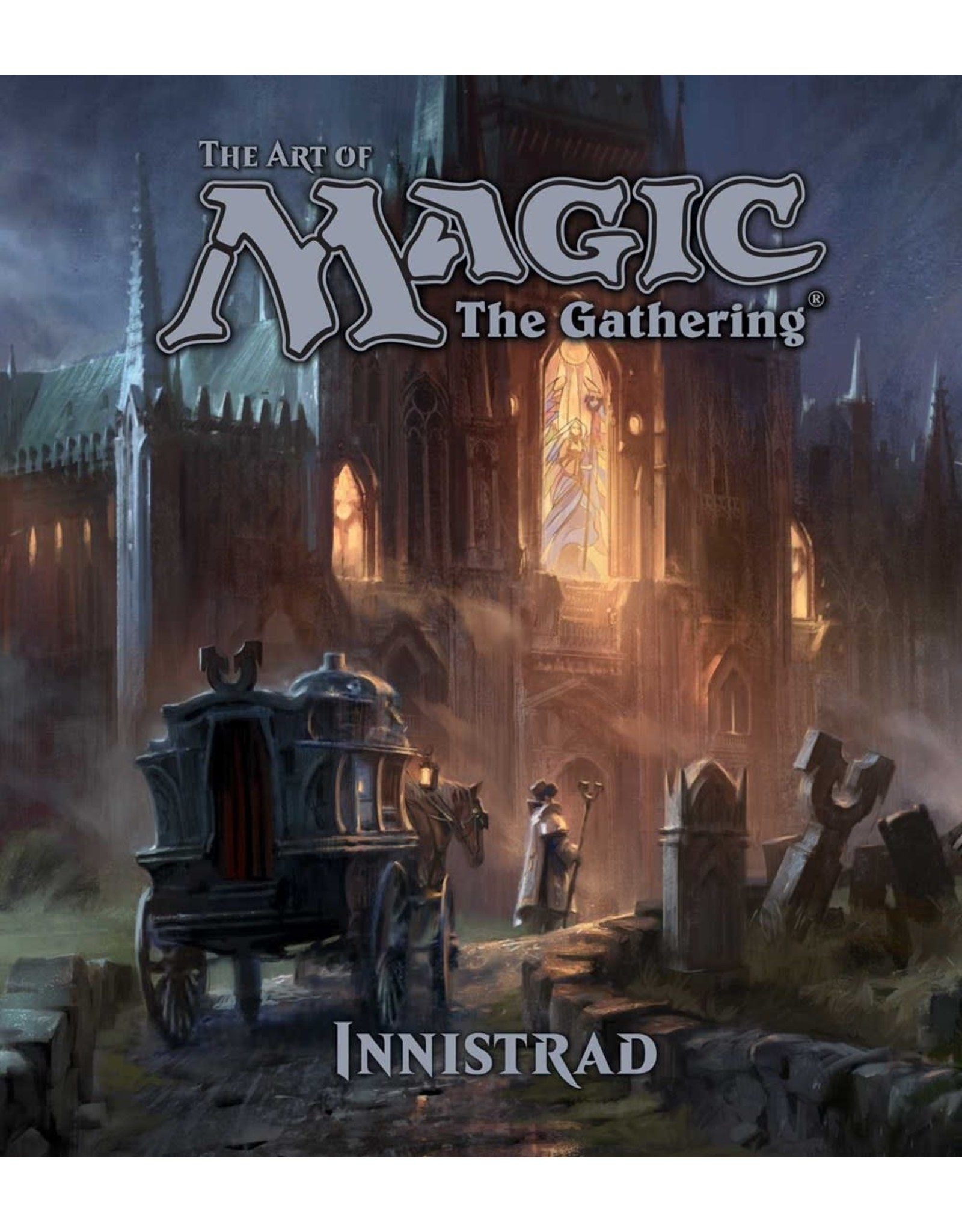 Wizards of the Coast The Art of Magic the Gathering