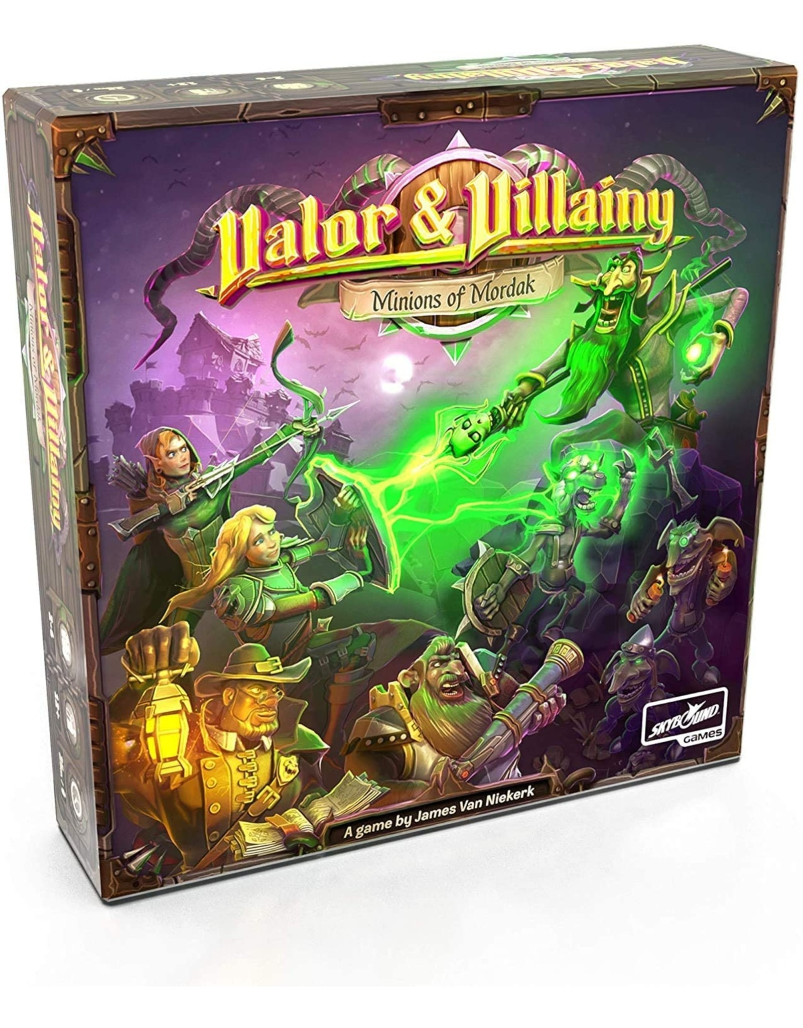 Skybound Games Valor and Villainy: Minions of Mordak