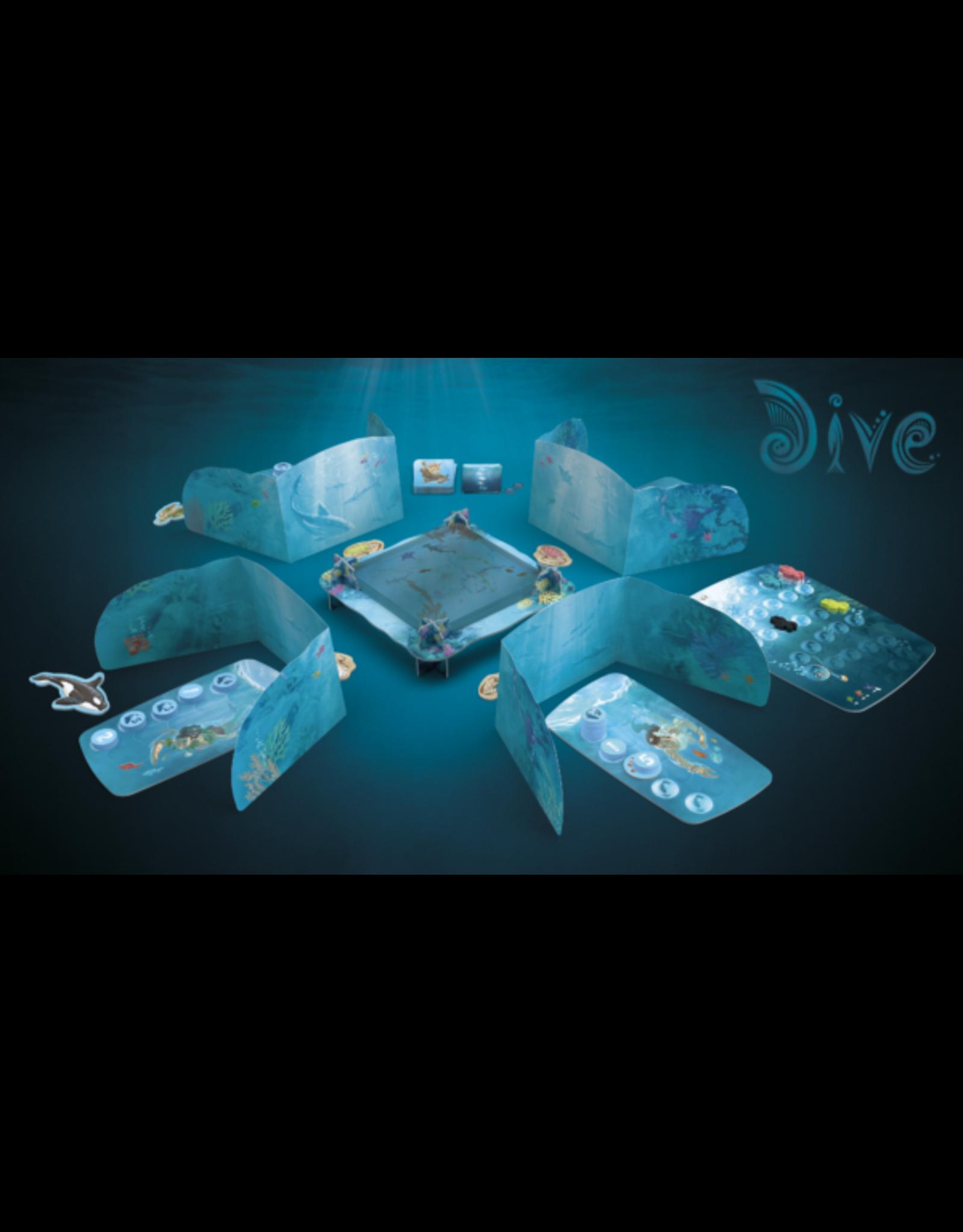 Sit Down Games Dive
