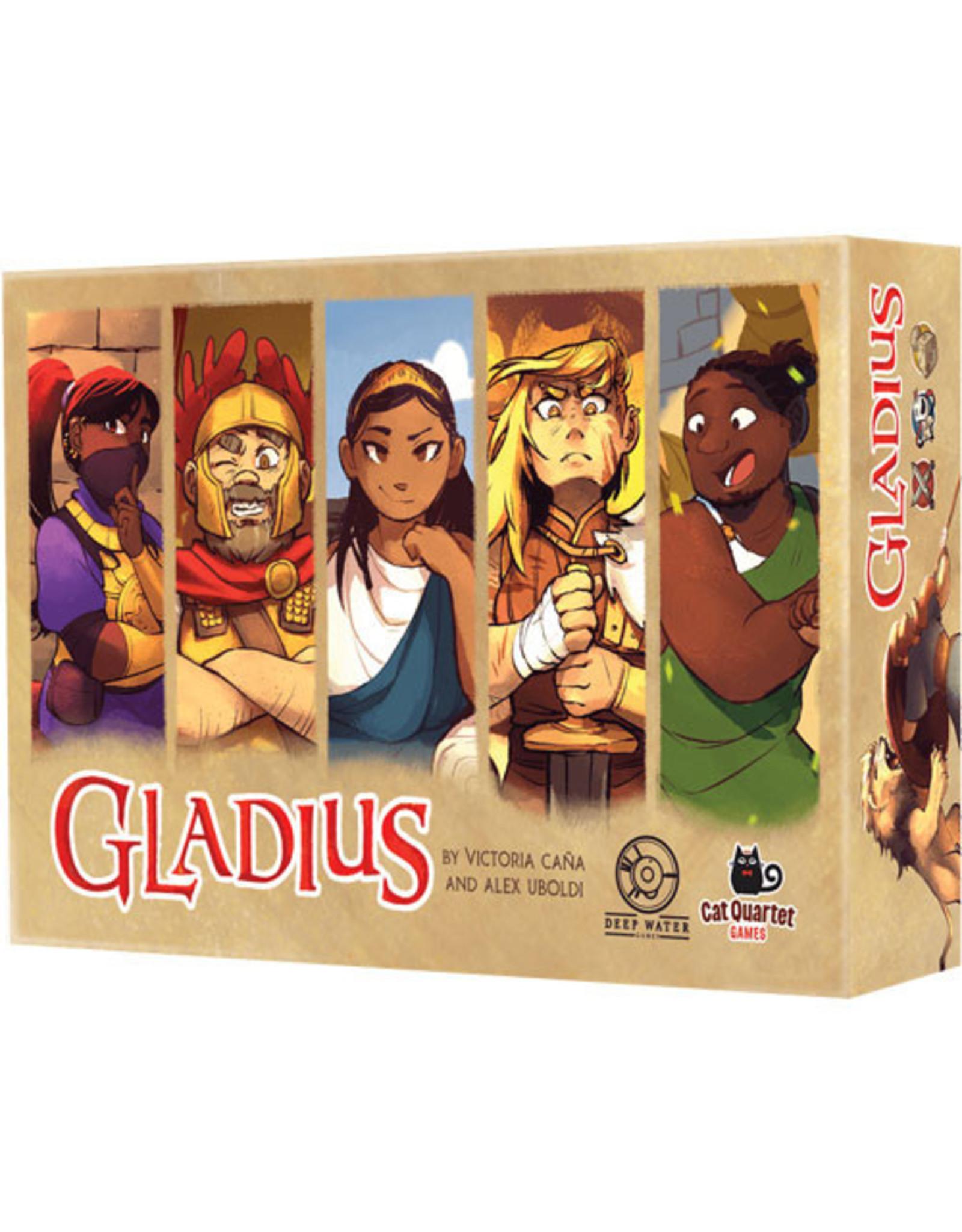 Deep Water Games Gladius