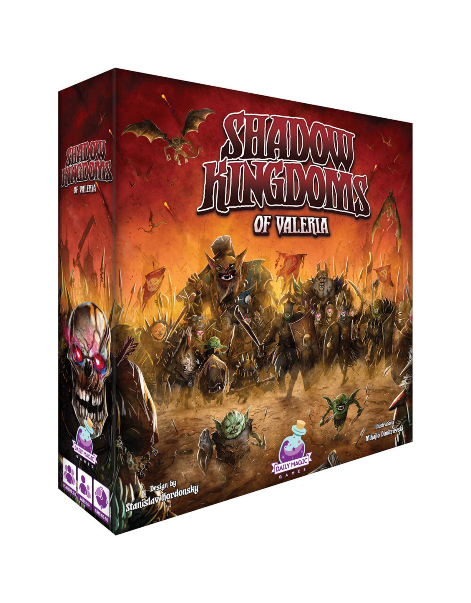 Daily Magic Games Shadow Kingdoms of Valeria