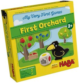 Haba USA My Very First Games: My First Orchard
