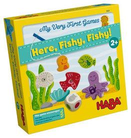 Haba USA Here, Fishy, Fishy!