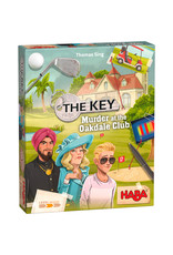 Haba USA The Key: Murder at the Oakdale Club
