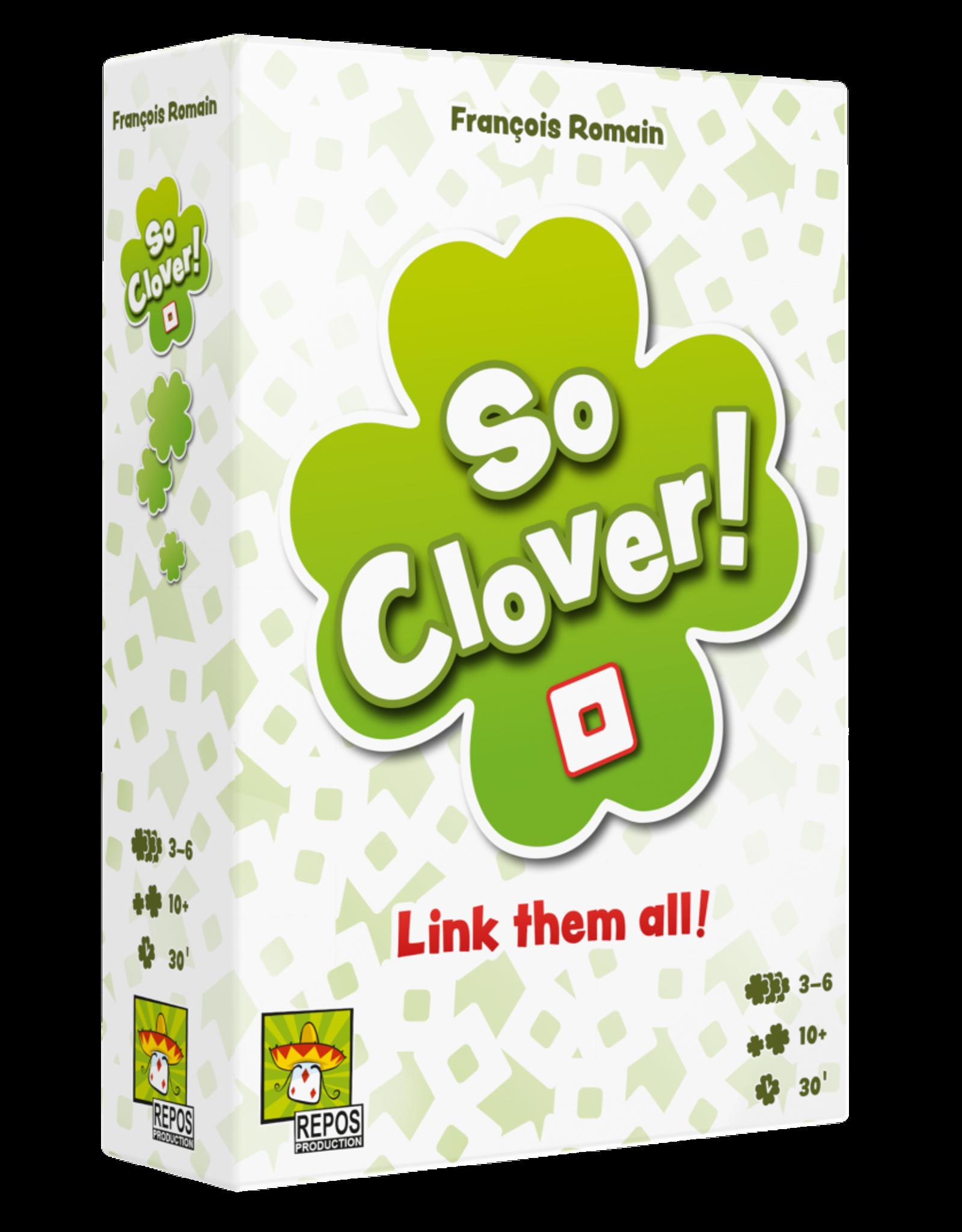 Repos So Clover!