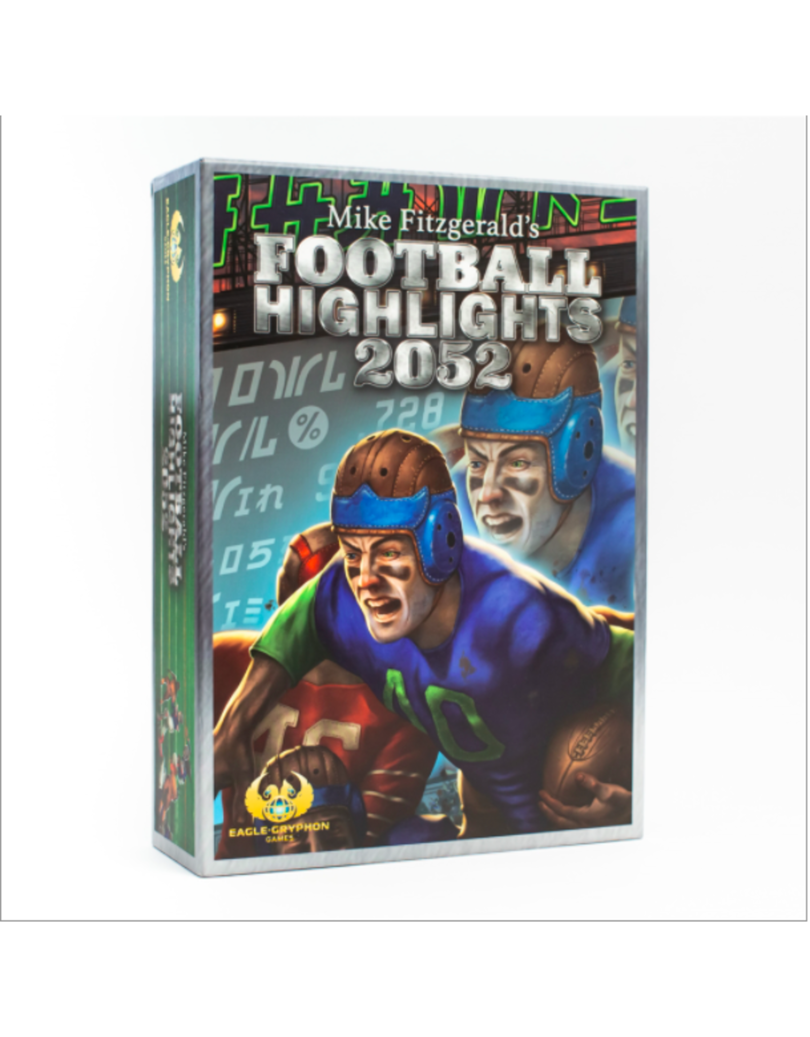 Eagle-Gryphon Games Football Highlights: 2052