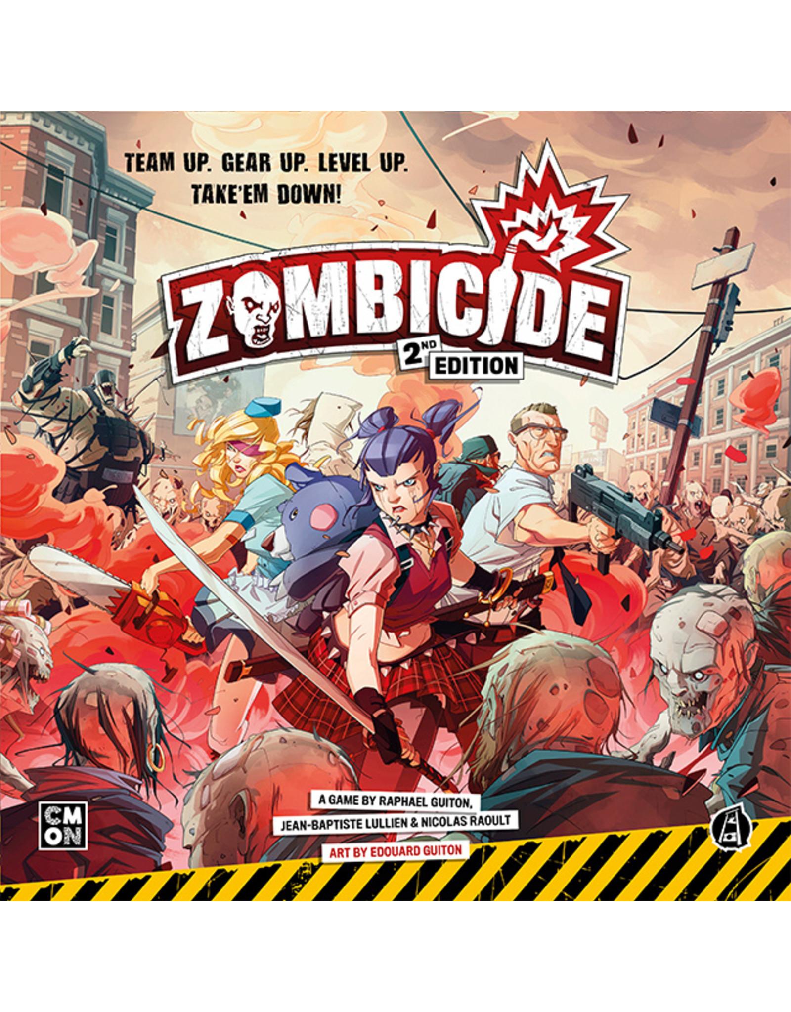 CMON Zombicide: Season 1 2nd Ed.