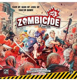 CMON Zombicide: Season 1